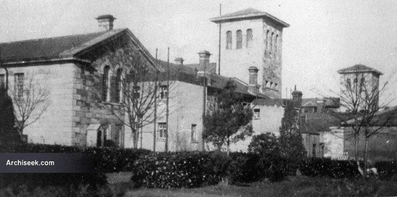 1844 – Carlow Union Workhouse, Carlow – Archiseek – Irish