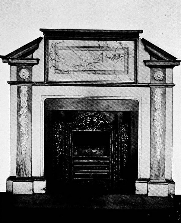 1726 Drumcondra House Dublin Archiseek Irish Architecture
