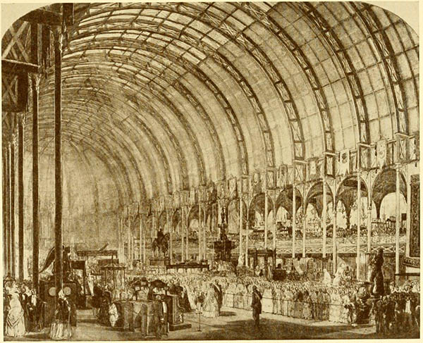 great exhibition building in dublin essay Start studying schama terms: episode 13 learn vocabulary building erected in hyde park, london, for the great exhibition of 1851.