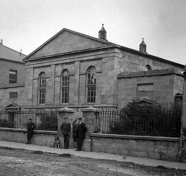 1820s Court House Dungarvan Co Waterford Archiseek Irish