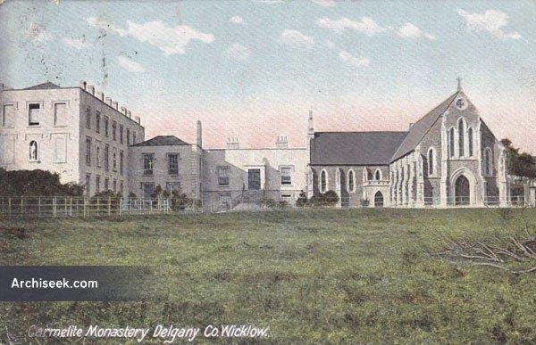 1860 – Carmelite Monastery, Delgany, Co  Wicklow – Archiseek – Irish