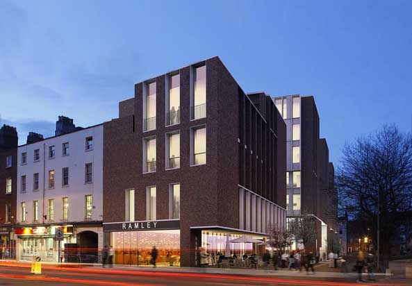 Esb applies for planning for fitzwilliam street irish for Grafton architects