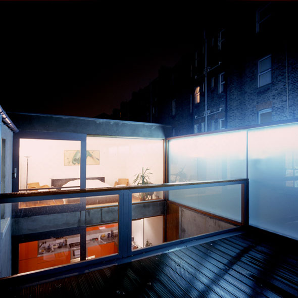 Boyd Cody Architects: Ballagh House, Temple Cottages