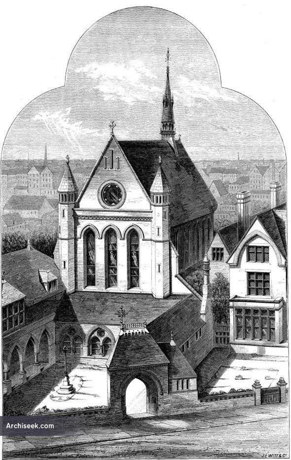 1877 – The Catholic Apostolic Church, Camberwell, London