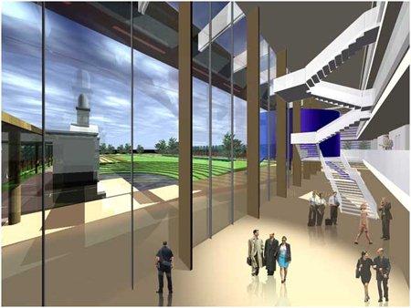 2000 – Unbuilt Kildare – Kildare Civic Offices – Archiseek
