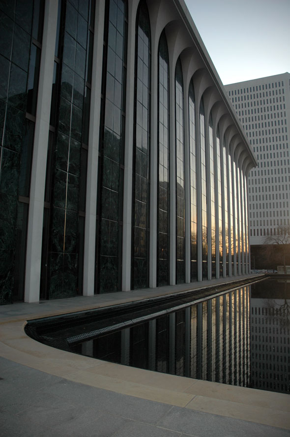 ... known as the ING Reliastar Building dates from 1964, and was the design  of architect Minoru Yamasaki (1912-1986). A second-generation Japanese-American,  ...