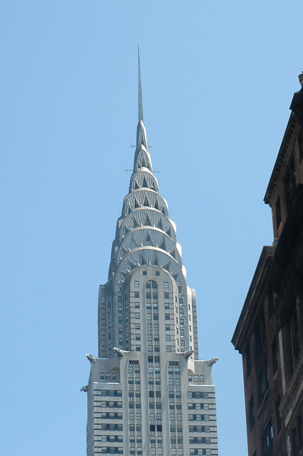 Chrysler Building, NYC, NY, USA
