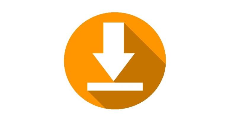 Icono de descargas