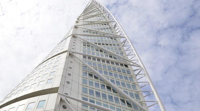 Edificio Turning Torso de Malmö (Suecia)