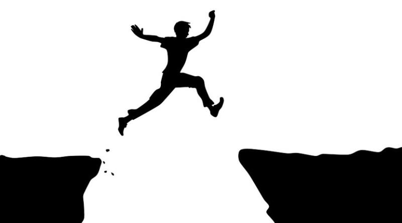 Atrévete a dar el salto