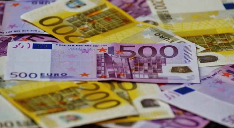 Euros, billetes