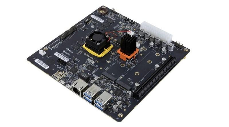 placa base RISC-V para PC