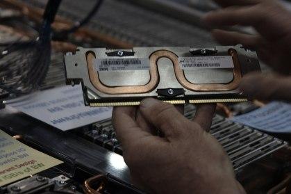 Heat spreader para módulo DIMM RAM