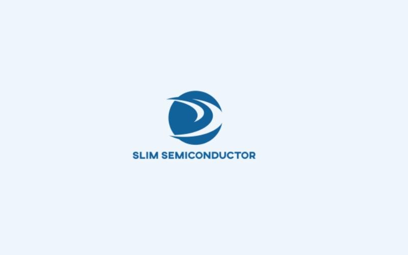 Slim Semiconductor logo fake