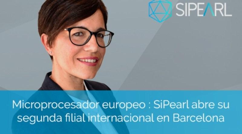SiPearl Anna Riverola, España