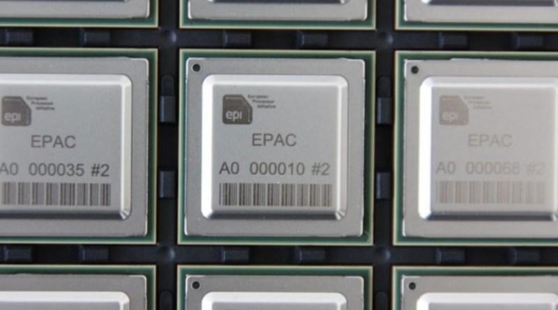 EPI EPAC 1.0 Chip samples