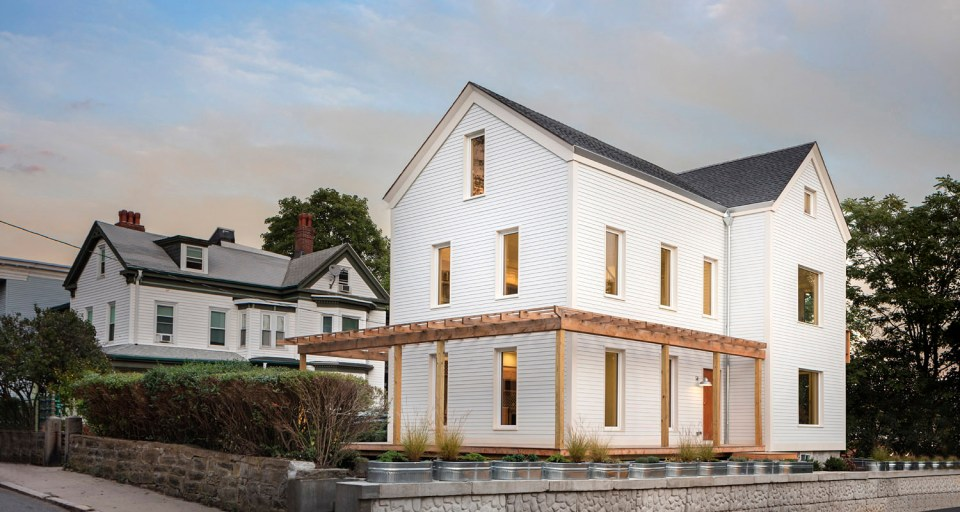 PlaceTailor | Thornton Manor | Architect & Developer | Architect as Developer | Architect-Developer
