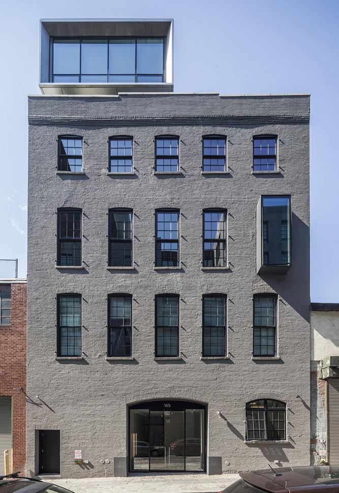 185 Plymouth Street | Alloy LLC | Jared Della Valle | Architect & Developer | Architect as Developer | Architect Developer