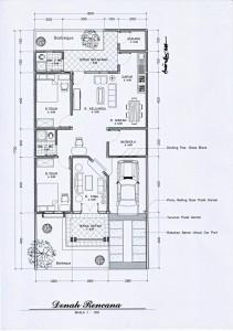 design rumah minimalis luas tanah 60 m2 - rumah minimalis