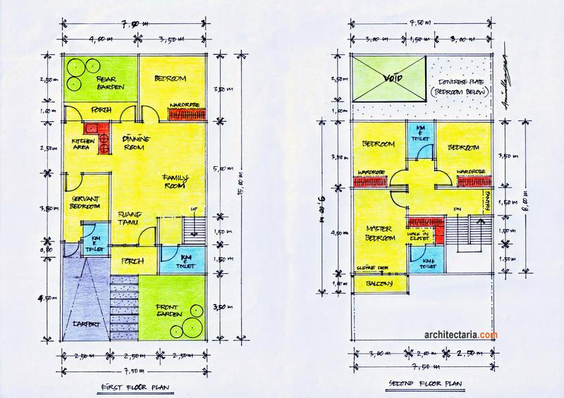 Contoh Rumah Minimalis Dengan 3 Kamar – Rumah minimalis labs