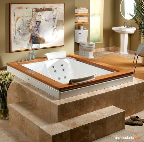 Tips Menginstal Jacuzzi Bathtub Untuk Kamar Mandi PT