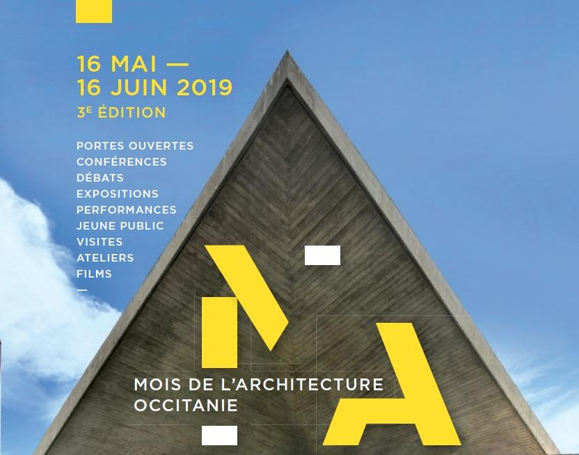 Mois de l'architecture en Occitanie