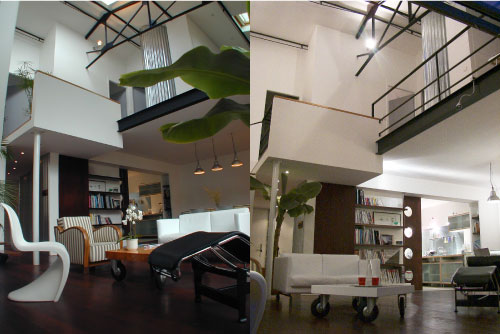 Lofts Agence Lionel Coutier Architecte La Rochelle