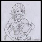 yuna-final-fantasy-x-2-recreated-artwork