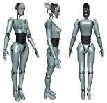 Project Female Android [Turnaround]
