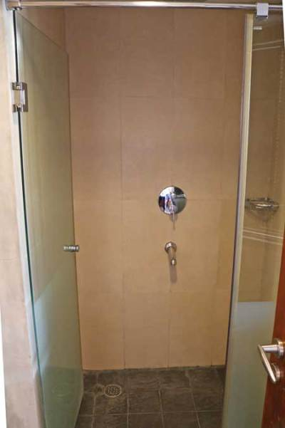 ヘリタンス アフンガッラ デラックスルーム シャワー Heritance ahungalla deluxe room shower