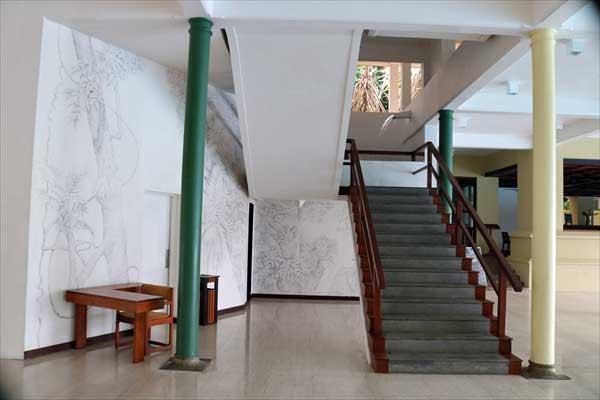 ヘリタンス アフンガッラ ロビーフロア Heritance ahungalla lobby floor