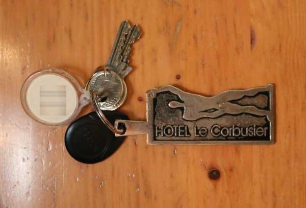 マルセイユのユニテ・ダビタシオン|ホテル「ル・コルビュジエ」
