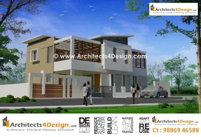 House Architecture Design In Bangalore Brightchat Co