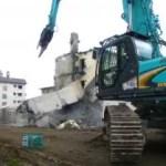 RC造の建築物における、解体工法の種類と特性