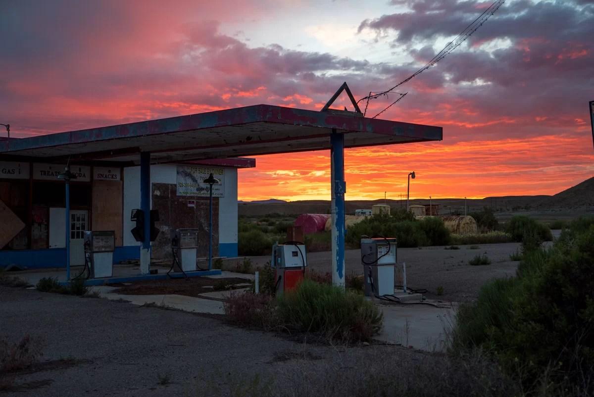 Woodside Utah - Americana Forgotten - Architectural Afterlife
