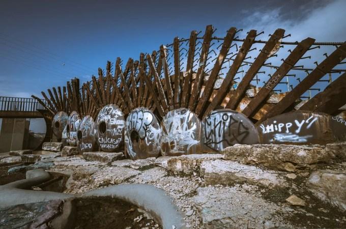Rootwad Park – A Hidden Gem Among Industrial Ruins Of St. Louis