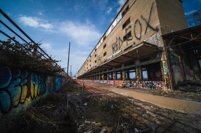 The Historic St. Louis Cotton Belt Freight Depot