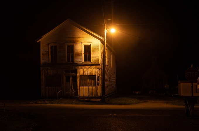Cheshire: The Eerie Ohio Town Taken Over By Industry