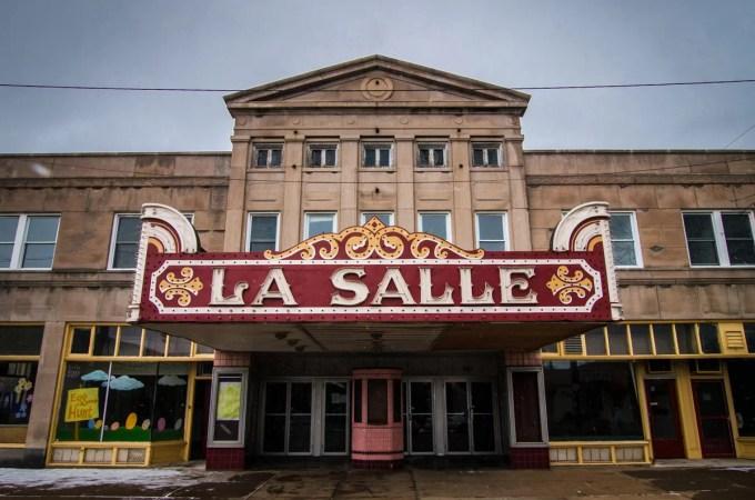The La Salle Theatre – Collinwood, Ohio