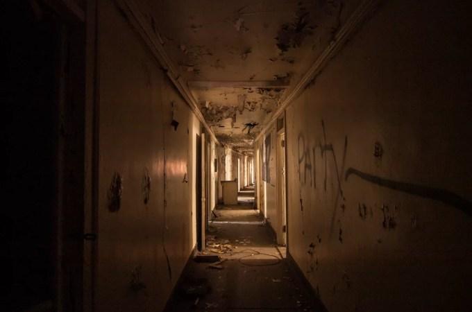 The Abandoned Monongahela Hotel