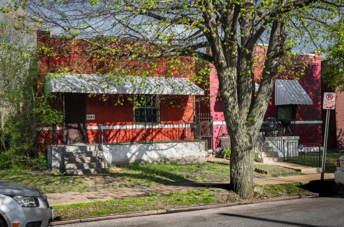 Chuck Berry's Abandoned St. Louis Home