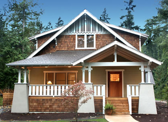 Bungalow House Plans     ArchitecturalHousePlans com Bungalow House Plans