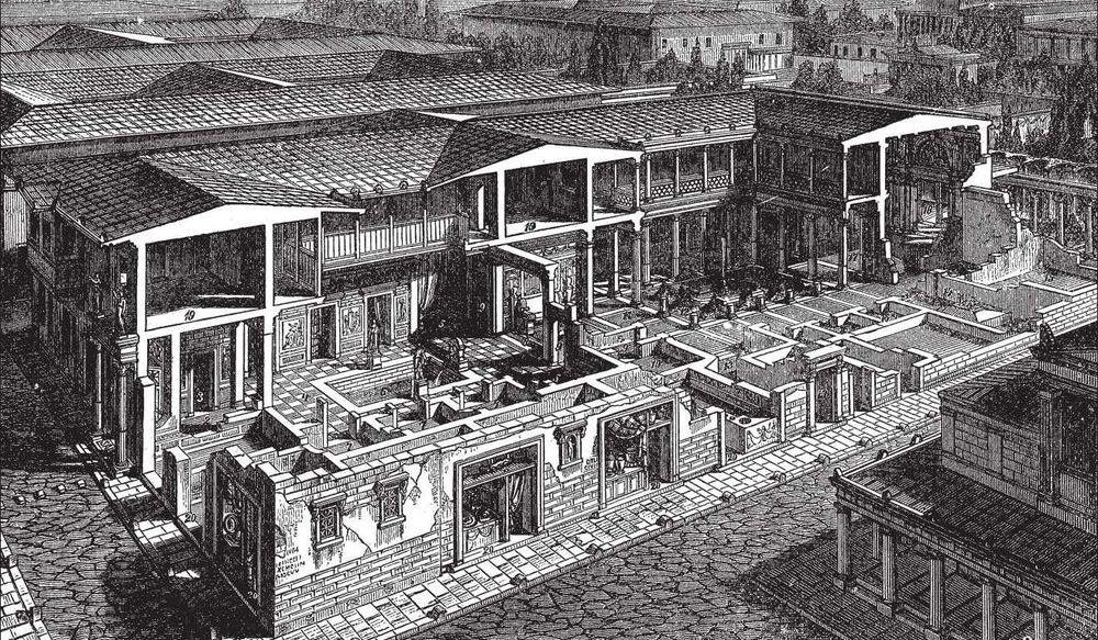 Строительные изобретения Древнего Рима