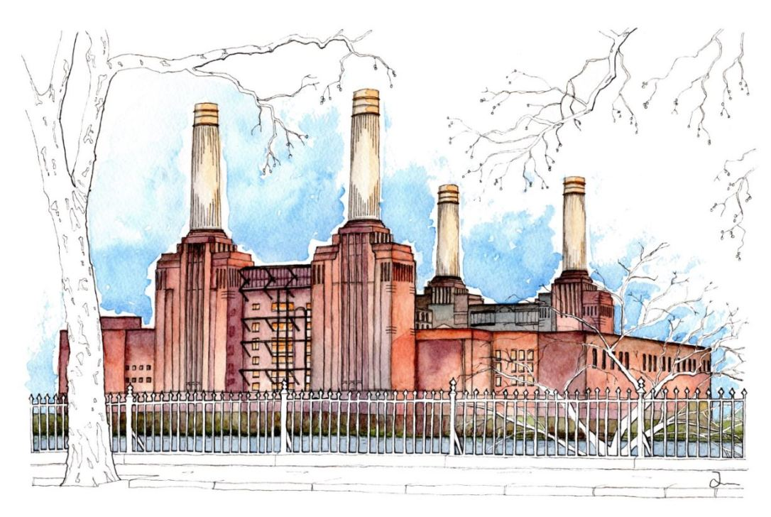 Battersea Power Station Snip