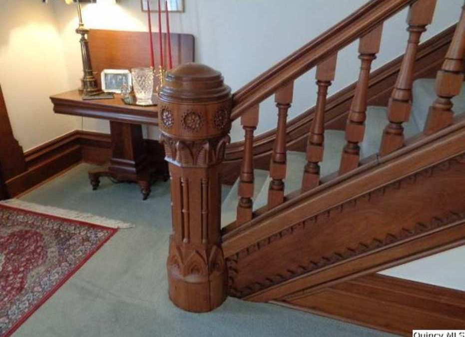 The Changing Look of the Newel Post, Part One:  1850 – 1939