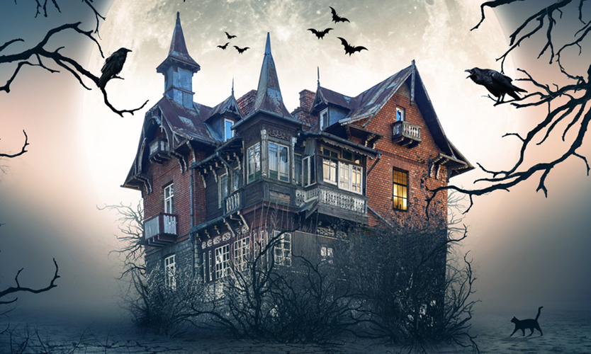 "The Stereotyping of Old Houses as ""Haunted"":  A Look Back at the Indoctrination!"