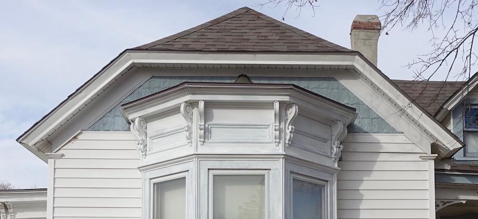 Original Bay Window Paint Colors!