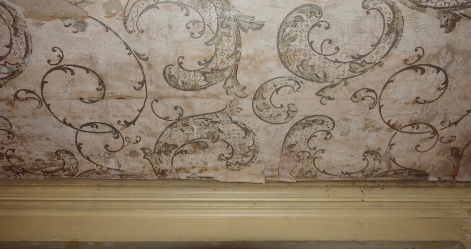 New Discoveries, Old Wallpapers Revealed…