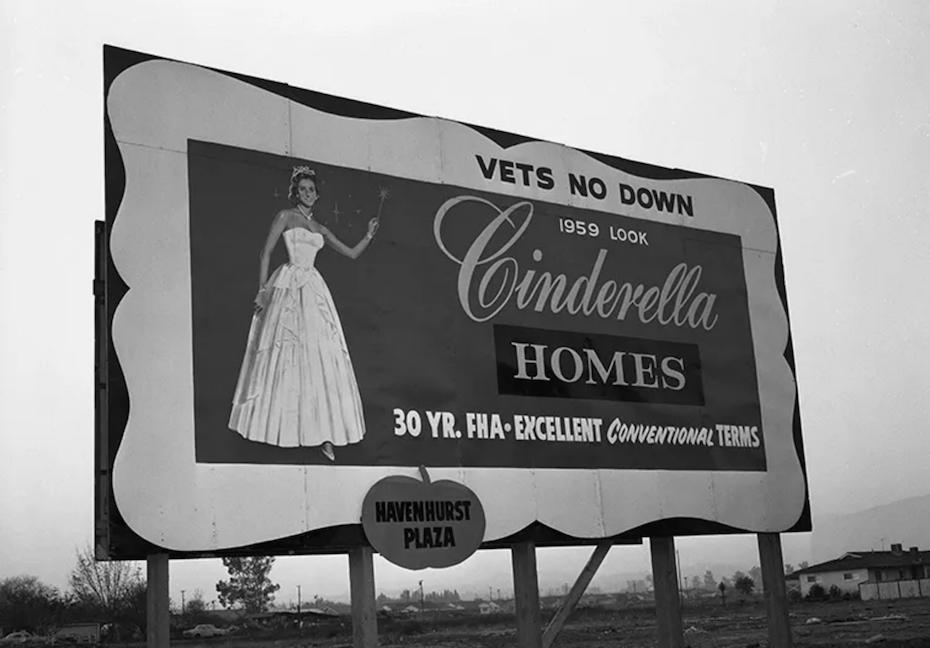 Cinderella Homes:  Mid-Century Magic in Suburbia