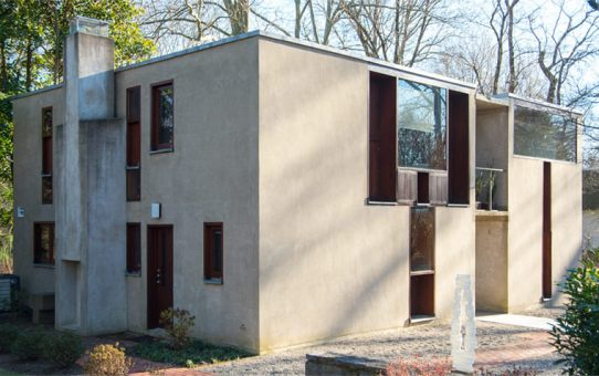Esherick House by Louis Kahn